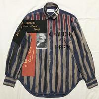 Newアナーキーシャツ メンズM  マルコムtype053
