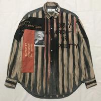Newアナーキーシャツ メンズL  グレンtype066