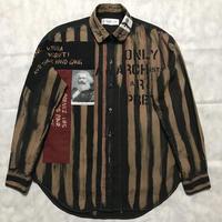 Newアナーキーシャツ メンズL  グレンtype