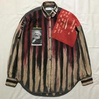 Newアナーキーシャツ メンズL  ジョニーtype071