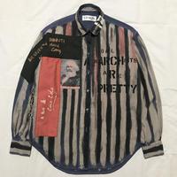 Newアナーキーシャツ メンズM  マルコムtype070