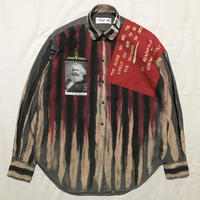 Newアナーキーシャツ メンズM  ジョニーtype 060