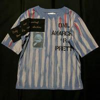 アナーキーシャツ オーバーサイズTee M