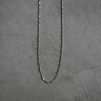 necklace-a02042 SV925 Screw Chain  Necklace