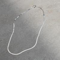 necklace-a02009 SV925 Snake Chain Necklace