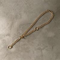 necklace-a02018 Mantel Chain Necklace