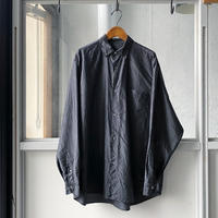 COMOLI   杢シルク シャツ
