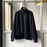 COMOLI   ウールフリース ジップアップジャケット