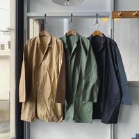 MUYA  Livery coat Tailored color (unisex)
