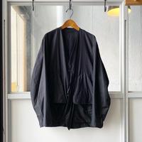 COMOLI   コットンサテン ハンティングジャケット
