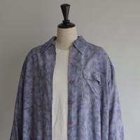 Purple tie-dye shirt