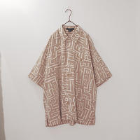 Ancient pattern shirt