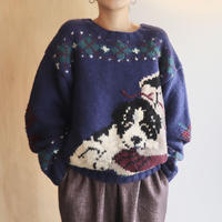 boots&dogs knit