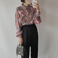 Moyamoya pink shirt