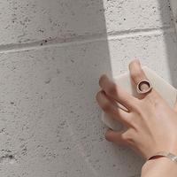 circle silver925 ring