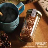 スヌーピー コーヒーパウダー 45g デカフェ  イニックコーヒー