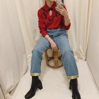 90s' Levi's 501 remake jeans