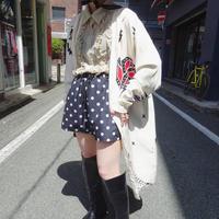 Sequins long cardigan