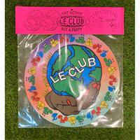 Le-Club / Worldwide slipmate set