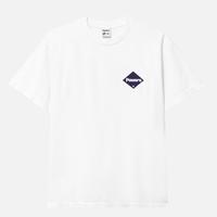 POWERS / Diamond Logo SS Tee / White