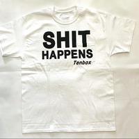 TENBOX / SHIT HAPPENS TEE