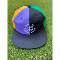 Mister Green / By Popular Demand Canvas Snap Back-Multi