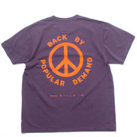 Mister Green / By Popular Demand Tee - Midnight Purple