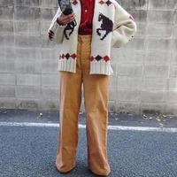 70s' Corduroy pants