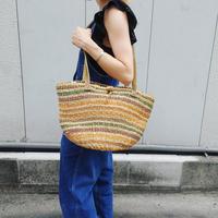 Round kago bag