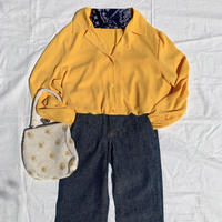 Dead stock / 70s' Lee Flare jeans