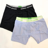 Mister Green / 2-pack-Wordmark Hemp Underwear