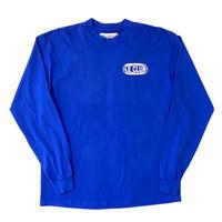 Le-Club / Homebase L/s T-shirt / Blue