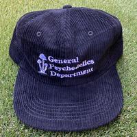 Mister Green / General Psychedelics V2 Cap-Black