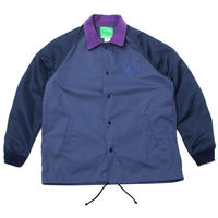 Mister Green / HYBRID JACKET - Navy/Purple