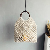 macrame bag/マクラメ編み バッグ