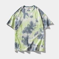 Neon color tie dye T-shirt/3カラー タイダイ Tシャツ