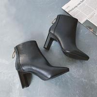 3 pattern short  boots/3パターン ショートブーツ