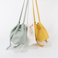 5color bucket shoulder bag/5カラー バケツショルダーバッグ