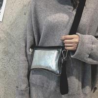 pvc shoulder strap bag/pvc ショルダー ストラップ バッグ