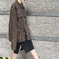 leopard jacket/レオパード ジャケット