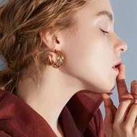 triple hoop earrings/トリプル フープピアス