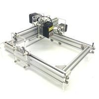 プラスチック 表面 加工 diy レーザー彫刻機 CNCプリンタ 5500mw