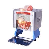 食肉スライサー 自動ミートカッター ステンレス 業務用