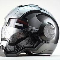 ウォーマシン コスプレ用ヘルメット フルフェイスアイアンマンタイプ アメコミ