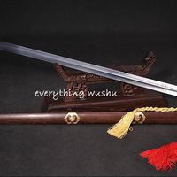 太極拳用の剣 42式 柔軟な剣身 中級者以上の方におすすめ