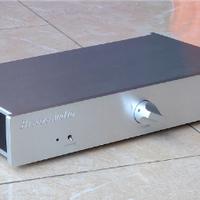 プリアンプ ハイエンド  xlrバランス入力  アルミケース 110V/220V