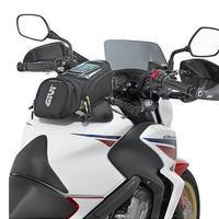 givi ツーリングバッグ 多機能 マグネット固定 タンクバッグ バイク