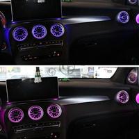 W205 アンビエントライト  エアコン 吹き出し口 LED  ベンツ GLC X253