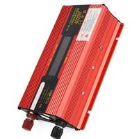 インバーター 車 シガーソケット ポータブル USB 4000W 12V-110V