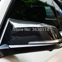 BMW サイドミラー カバー カーボン ドアミラー 簡単取付